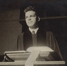 Rev. Wilfred Hansen