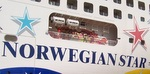 The Norwegian Star: ship's name
