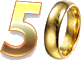 Gold 5 and gold ring