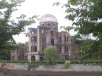 Atom Bomb Dome stands still as an eternal reminder