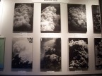Pictures of the mushroom cloud taken from around Hiroshima
