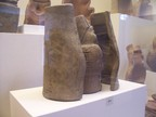 How pots were made, Larco Museum, Lima