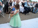 The best little flower girl