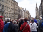 New town, Edinburgh (Well it was new in the eighteenth century)
