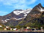 �, southern most town in the Lofotens island chain