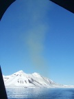There goes some of that fuel we bunkered in Troms�