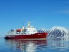 Where we are going and how we will get there: the Polar Star in Bellsund, Svalbard
