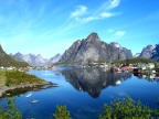 The #1 scenic spot in the world! By official vote! (Reine, Lofoten Islands)