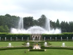 The Main Fountain Garden at Longwood