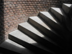 Stairs in Fort Jefferson, Dry Tortugas