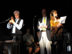 The Royal Academy of Radio Actors performs at Prairie Home Companion, Wolf Trap