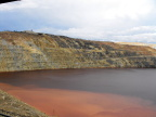 The toxic water in Butte&s Berkeley Pit
