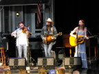 Gabe Witcher, Dave Rawlings, and Gillian Welch