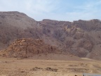 Caves at Qumran, where the first Dead Sea scroll was found
