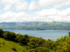 Lake Arenal - major source of hydroelectric power