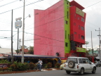 The ugliest building in the ugly beach town of Yaco - unrestricted development