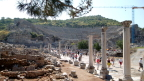 The performance theater in Ephesus seats twenty-four thousand.  Elton John performed here.