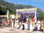 "Our cruise line staged a ""spectacle"" to show us ancient times in Ephesus"