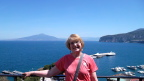 Susan and the port of Naples