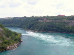 Whirlpool, rapids, and Niagara Gorge