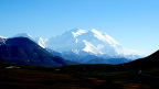 Denali: Climbers use the glaciers to reach the 20,000 foot summit