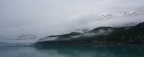 Mysterious shores of Glacier Bay