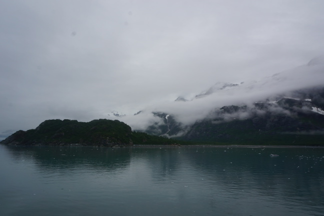 Reflections on Glacier Bay