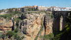 Gorge and bridge, La Ronda; place of Civil War executions and Hemingway novel