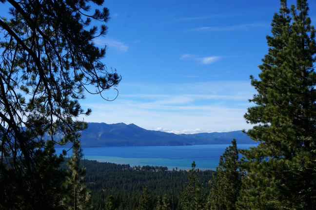 Lake Tahoe from Heavenly Mountain Resort, South Tahoe, CA