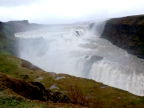 Spectacular Selfoss chasm