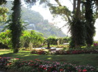 Gardens on the Isle of Capri