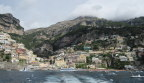 Hillside town of Positano, Almafi Coast