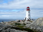 The most photographed lighthouse in Canada, now automated