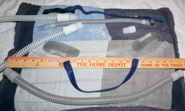 All components of my CPAP