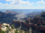 Canyon view from North Rim